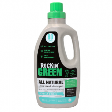 Rockin Green Liquid laundry detergent